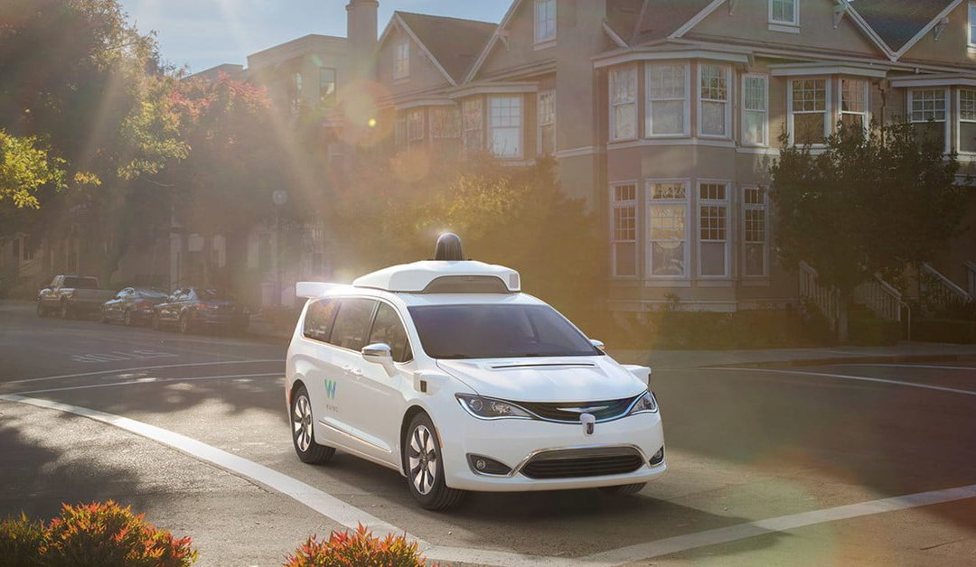 The driverless taxi era is here!